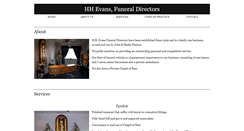 Preview of hhevans.co.uk